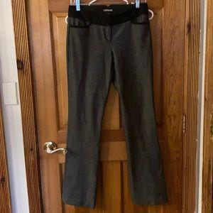 EUC Express columnist boot cut dress pants